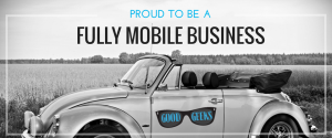 Good geeks is fully mobile
