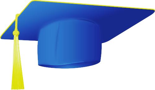 hull high graduation cap